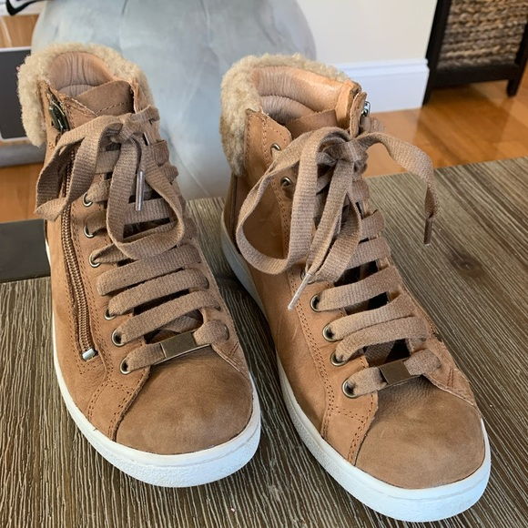 UGG Shoes | Uggs Olive High Top Sneaker